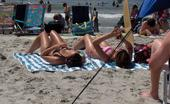 Bikini Beach Voyeur