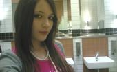 Silvana And Her Sony Ericsson