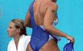 Swim Polo Asses Wedgies and Tanlines
