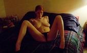 Redhead Skinny Bod Great Tits