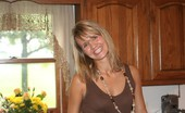 Beautiful Blonde Mom