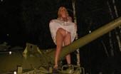 Big Titted Russian MILF