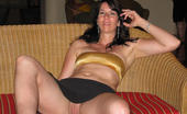 Horny Flashing MILF
