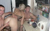 Friends House Orgy