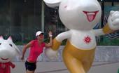 Bangkok Vacation Couple