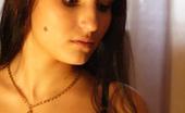 Cute Brunette Oksana