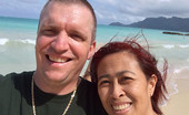 Filipino Wife and White Guy