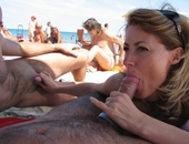Nothing To Be Shy About Blonde MILF