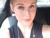 Busty Freckled Redhead Ex Marine