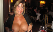Swinger Milf Gina On The Prowl