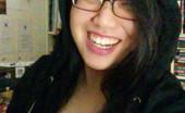 Selfie Big Belly Asian