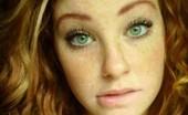 Gorgeous Redhead Selfshots