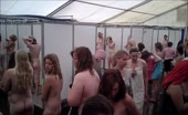 After Festival Girls Shower